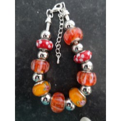 European Bracelet Design 6 (Glass)