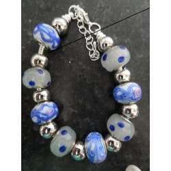 European Bracelet Design 7 (Glass)