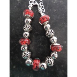 European Bracelet Design 8 (Glass)