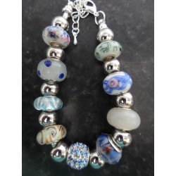 European Bracelet Design 9 (Glass)