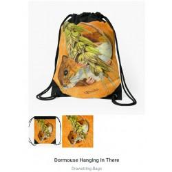 Drawstring bag Wild Hare