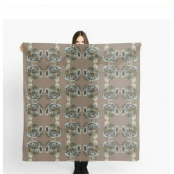 Ladies scarf Orangutan
